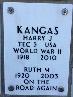 Ruth Marie Kangas