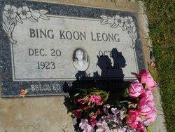 "Bing K. ""Bing"" Leong"