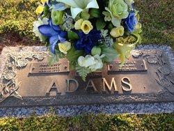 """James L """"Bud"""" Adams"""