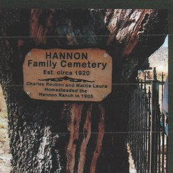 Hannon Family Cemetery