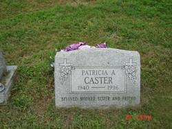 Patricia A Caster