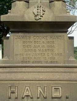 James Cooke Hand, Sr