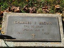 Charles I. Brown