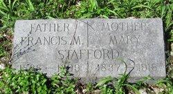 Francis M. Stafford