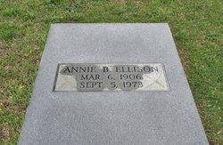 Annie Belle <I>Martin</I> Baker