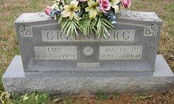 Mattie D. Greenburg