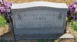 Russell Clinton Lewis