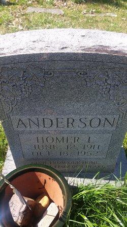 Homer L Anderson