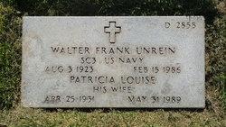 Walter Frank Unrein