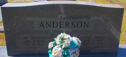 Clyde Jonathan Anderson