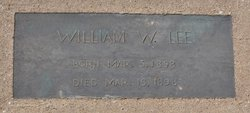 William Wallace Lee