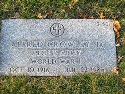 Alfred Crowley, Jr