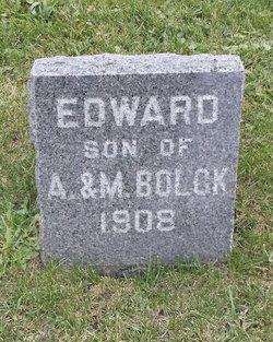 Edward Bolck