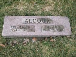 Frederick G Alcock