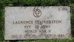 """Laurence Frank """"Lauren"""" Featherston"""