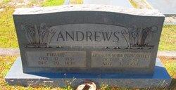 Frances Marion <I>Brantley</I> Andrews