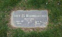 Daisy Helen <I>Gatton</I> Baumgartner