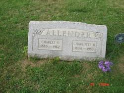 Charles Oliver Allender