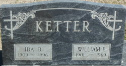 William Frank Ketter