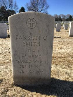 Barron O Smith