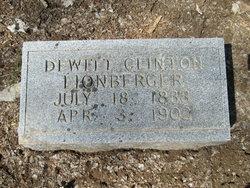 Dewitt Clinton Lionberger