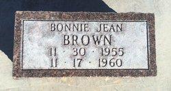 Bonnie Jean Brown