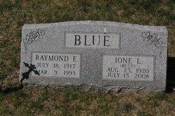 Ione L. <I>Bucy</I> Blue
