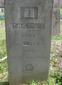 Thomas Henry Clay Bruce, Sr