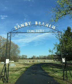 Sandy Branch Cemetery