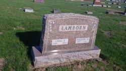 Emma Sophia <I>Brickman</I> Lamborn