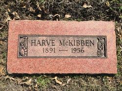 "John Harvey ""Harve"" McKibben"