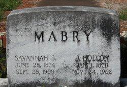 J. Hollon Mabry