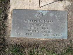 Willis Clarence Hass