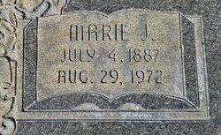 Marie <I>Johnson</I> Binks