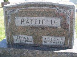 Arthur R Hatfield