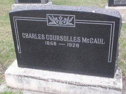 Charles Coursolles McCaul