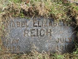 Mabel Elizabeth Reich