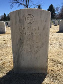 Earle L Shores, Jr