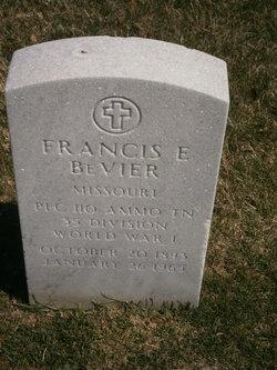 Francis E Bevier