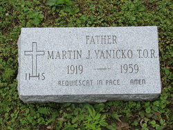 Rev Martin Y. Yanicko