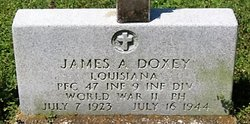 James A. Doxey