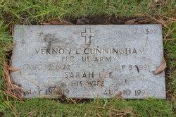Vernon L Cunningham