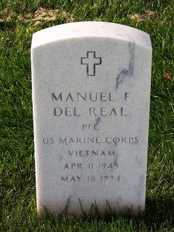 Manuel F Del Real