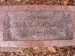 Eva Mary <I>Yarberry</I> Johnson