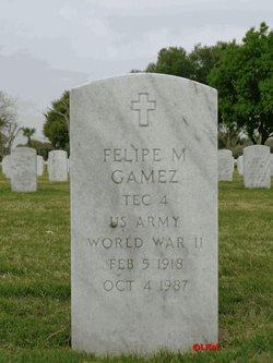 Felipe M Gamez