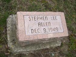Stephen Lee Allen