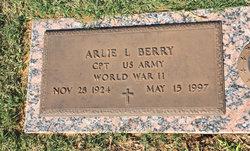 Arlie L Berry