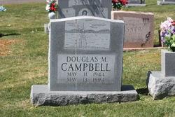 Douglas M Campbell