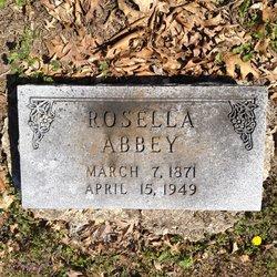 Rosella <I>Wheeler</I> Abbey