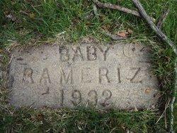 Baby Male Ramirez